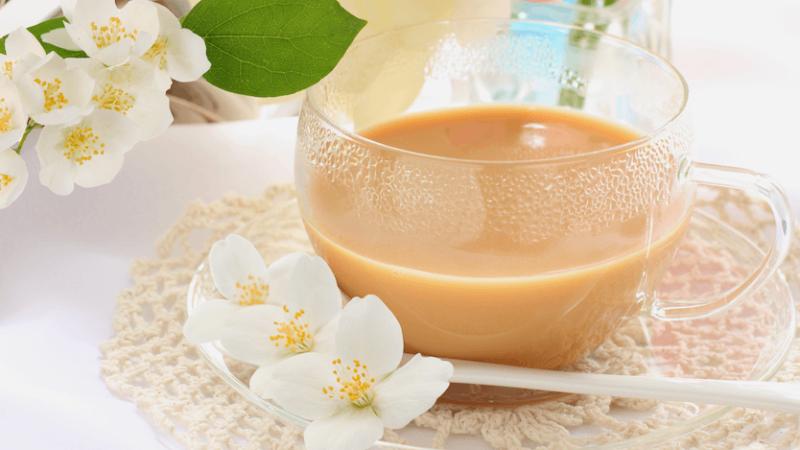 Jasmine milk tea post header