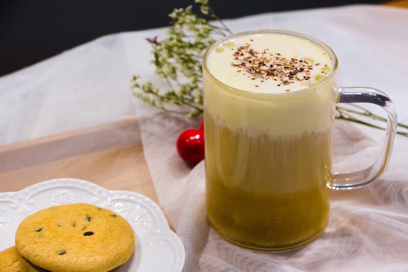 jasmine milk tea benefits