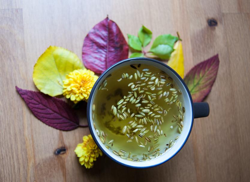 chrysanthemums tea
