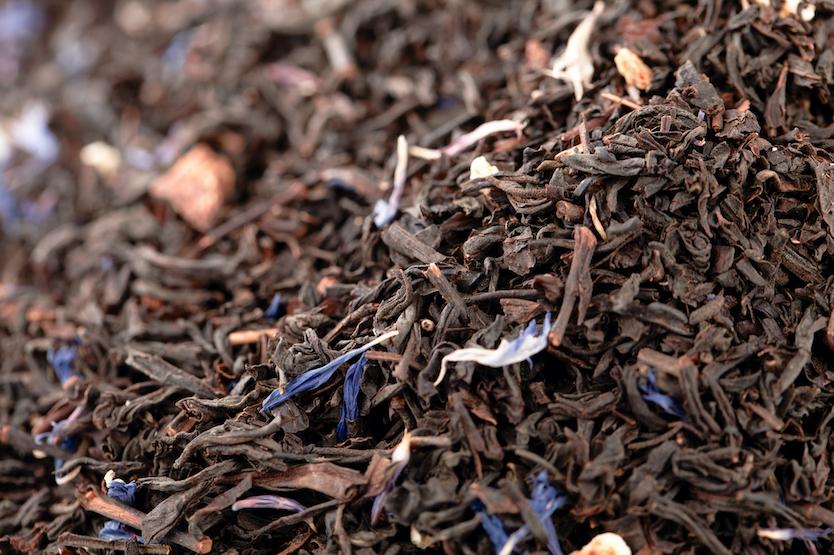 Lady Grey tea blend