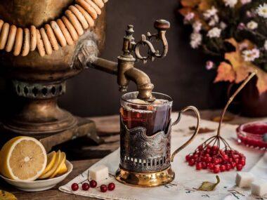 russian tea