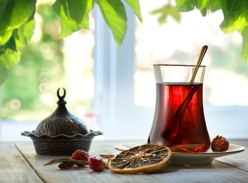 turkish tea taste