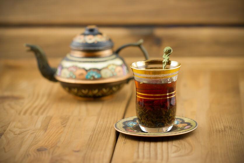 turkish teaware