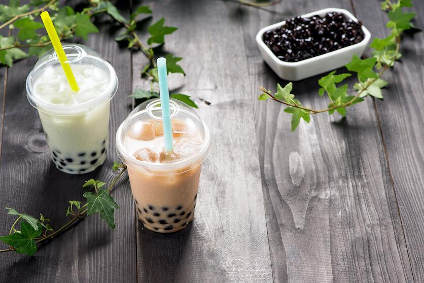 best brown sugar milk teas