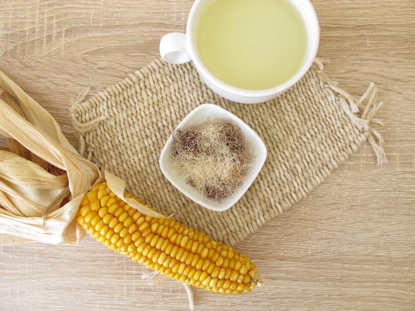 corn silk tea benefits