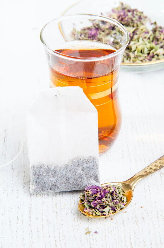 oregano tea benefits