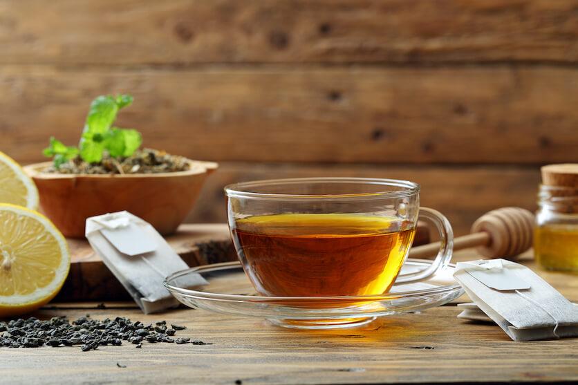 mugwort tea benefits