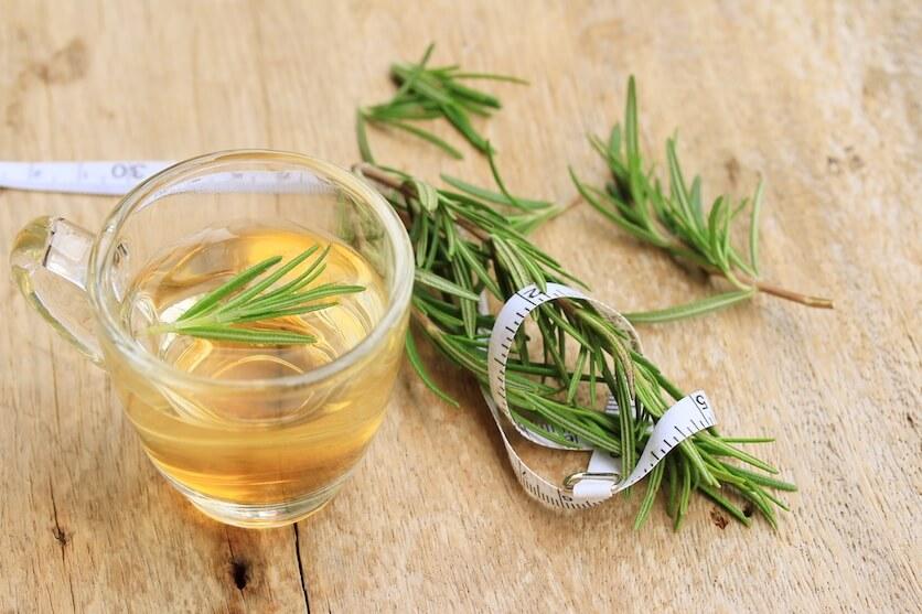 rosemary tea benefits