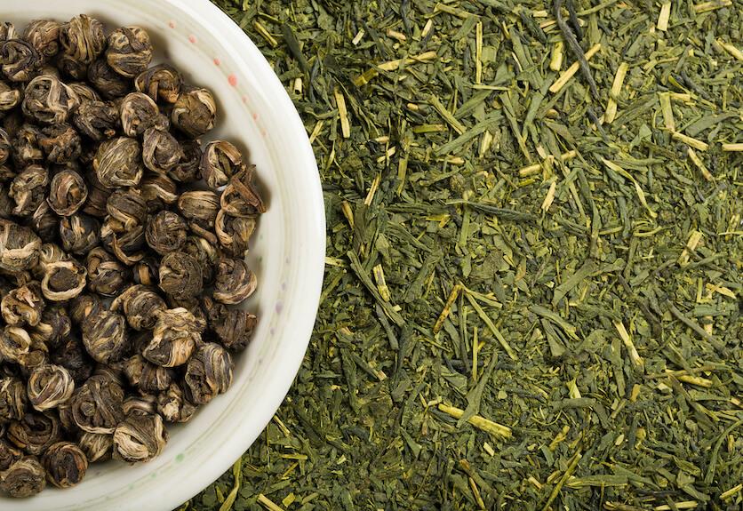 sencha tea types