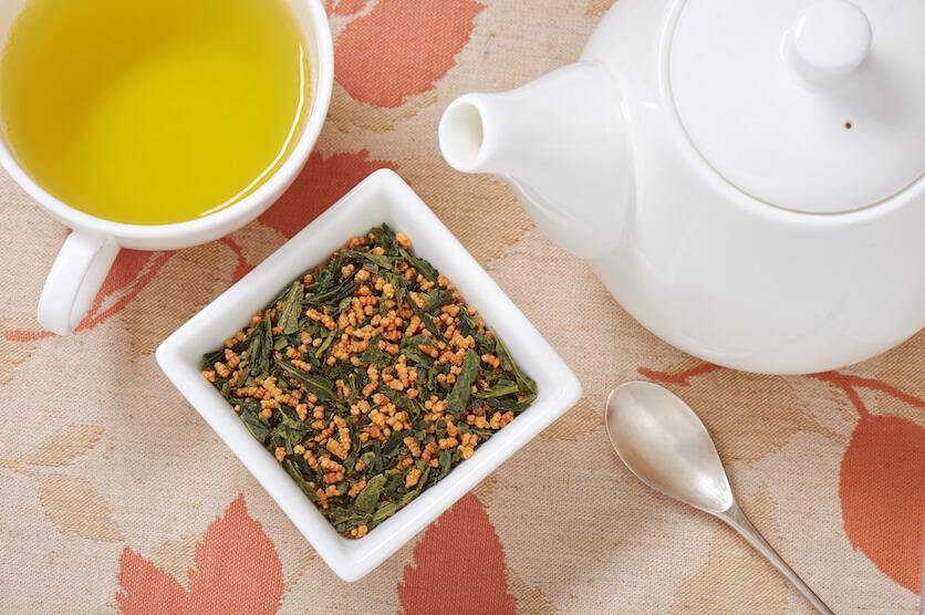 Genmaicha Tea taste