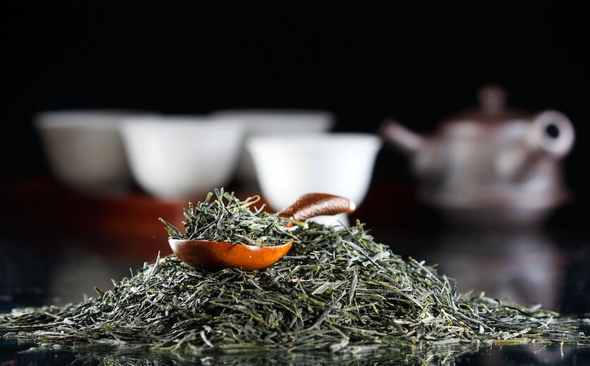 japanese tea types